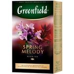 Ceai Greenfield negru infuzie Spring Melody 100g
