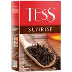 Ceai Tess Sunrise negru infuzie 100g