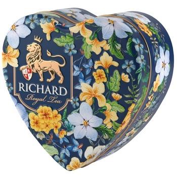 Чай Richard Royal Heart 30г - купить, цены на Метро - фото 1