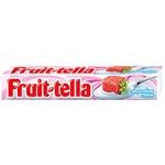 Жевательные конфеты Fruittella с клубникой 41г