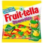 Жевательные конфеты Fruittella Zoo 150г