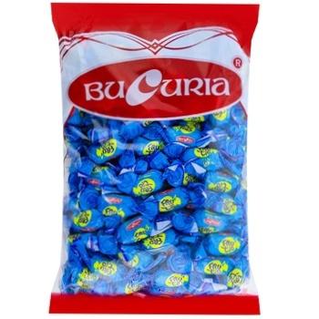 Карамели Bucuria Frutic со вкусом сливы 1кг - купить, цены на Метро - фото 1