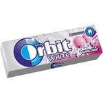 Guma de mestecat Orbit white bubblemint 13,6g