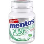 Жевательные конфеты Mentos мята 54г