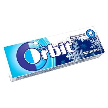 Жевательная резинка Orbit winterfresh 13г - купить, цены на Метро - фото 1