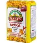 Мука пшеничная Макфа 2кг