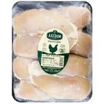 Филе из грудинки цыплёнка с костями Axedum охлажденное 3кг