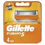 Rezerve Fusion Power Gillette 4buc.