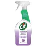 Dezinfectant suprafete spray Cif Flower 750ml