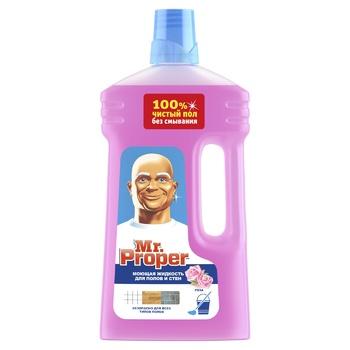 Detergent universal Mr.Proper Flower&spring 1l - cumpărați, prețuri pentru Metro - foto 1