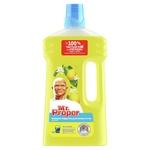Средство моющее Mr.Proper для уборки пола и стен Lemon 1л