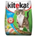 Корм сухой для кошек Kitekat рыба 350г
