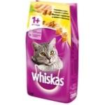Hrana uscata pisici Whiskas rata/pui 1,9kg