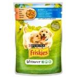 Корм для собак Friskies Junior курица/морковь 100г