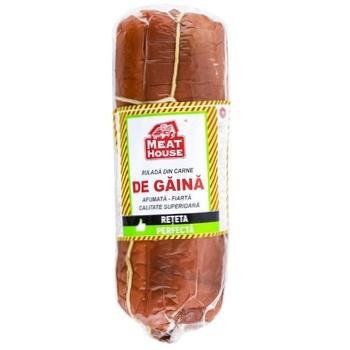 Rulada de gaina Meat House - cumpărați, prețuri pentru Metro - foto 1