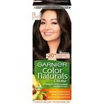 Стойкая питательная крем-краска Garnier Color Naturals 3 Темный каштан