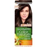 Vopsea de par permanenta cu amoniac Garnier Color Naturals 4 Saten
