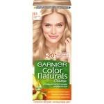 Стойкая питательная крем-краска Garnier Color Naturals 9.1 Солнечный пляж