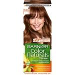 Vopsea de par permanenta cu amoniac Garnier Color Naturals 6.34 Ciocolata