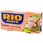 Ton Rio Mare in ulei de masline 2x160g