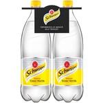 Напиток прохладительный газированный Schweppes Tonic 2 x 1л