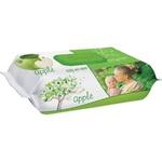 Влажные салфетки Sleepy Apple 120шт