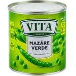 Mazăre verde Vita 420g