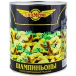 Champignon LuxMenu taiat conservat 2,84kg