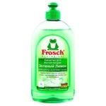 Detergent de vase Frosch Ceai verde 500ml