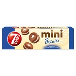 Biscuiti 7Days mini cu gust de vanilie 100g