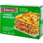 Лазанья Edenia Bolognese 400г