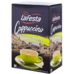 Капучино La Festa с ванилином 10x12,5г