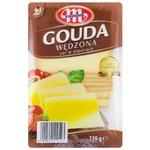 Сыр Gauda Mlekovita копченый 150г