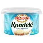Crema de branza Rondele President 125g
