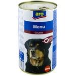 Hrana pentru caini ARO ficat 1,24kg