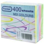 Hartie pentru notite color 400buc