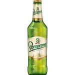 Пиво светлое Staropramen Original стекло 0,5л
