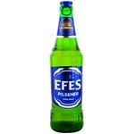 Пиво светлое Efes Pilsner стекло 0,5л