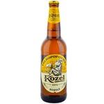 Пиво светлое Kozel стекло 0,5л