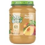 Пюре Vita Baby персик 180г