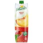 Нектар Naturalis персик 1л