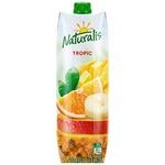 Bautura cu continut de suc de fructe tropice Naturalis 1l