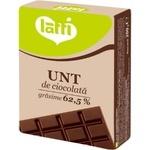Масло шоколадное Latti 62,5% 200г