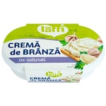 Cremă de brânză Latti cu usturoi 135g