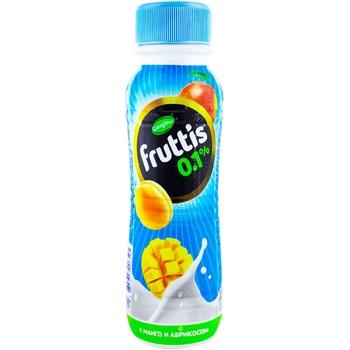 Йогурт питьевой Campina Легкий абрикос/манго 285г - купить, цены на Метро - фото 1