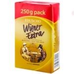 Кофе молотый Wiener Extra 250г