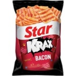 Снеки Star Krax со вкусом бекона 65г