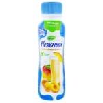 Йогурт питьевой Campina Нежный абрикос/манго 285г