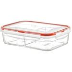 Container pastrare cu doua compartimente Fresh Box