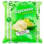 Colțunași cu cartofi/mărar Belaia Bereoza 777g